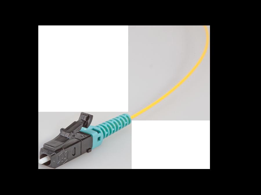 LC/UPC – Multi Mode -Semi-tight tube Ø 0.9mm, 50/125 μm OM3 – -LCUPC-02