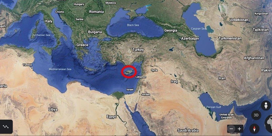 RedMax installs Satellite TV points into the COVID-19 isolation blocks on RAF Akrotiri