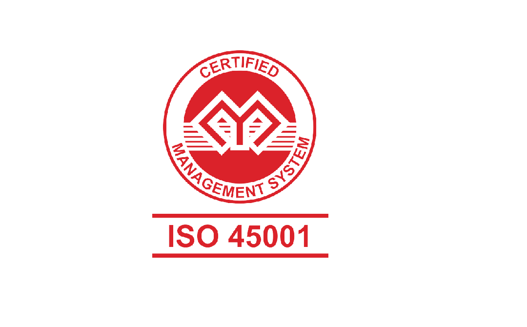 ISO Certification: 45001